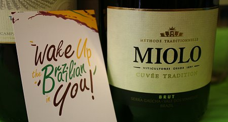 Brazilian Wine at Magnum Wine Swindon