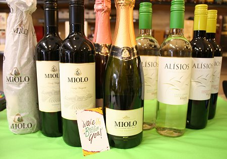 Brazilian wines at Magnum Wine Swindon
