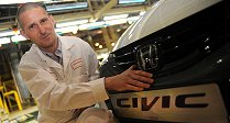 Honda Puts Swindon At The Centre Of World Expansion