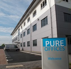 Pure Offices Swindon