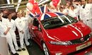 One Millionth Honda Civic
