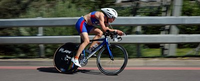 Emma-Kate Lidbury triathlete