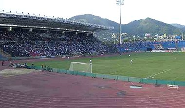Hasely Crawford Stadium Trinidad & Tobago