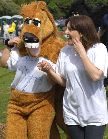 Arval Swindon Summer Party 2008