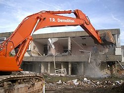 Demolition Swindon