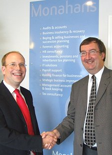 Monahans Accountants in Swindon welcome newest recruit