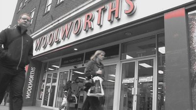 Woolworths in Swindon