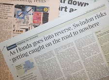 Swindon media coverage