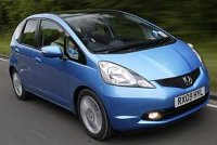 Honda Jazz made in Swindon