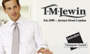 T.M. Lewin opens in Swindon