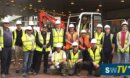 Regeneration creates jobs for local people