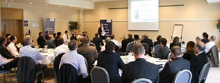 Swindon Business Leaders Forum March 2011