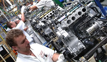 Honda engine plant Swindon