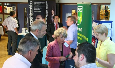 Lean & Green Business Forum, Fast Foward, New College, Swindon