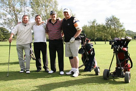 Old Town Business Golf Day at Broome Manor 2011