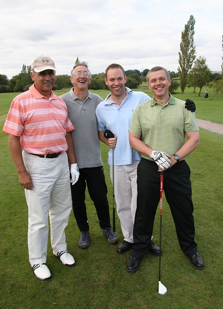 Old Town Swindon Golf Day 2011 at Broome Manor