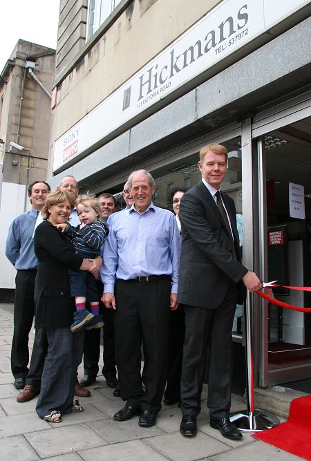 Hickmans Swindon reopens in Old Town Swindon