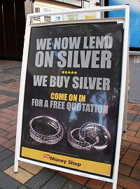 Buy Silver & Gold In Swindon