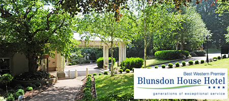 Blunsdon House Hotel Swindon Weddings