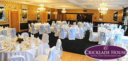 Cricklade House Weddings Swindon