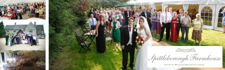 Spittleborough Wedding Venue Swindon