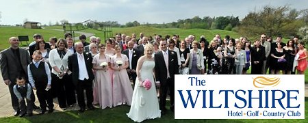 The Wiltshire, Wootton Bassett, wedding venue