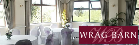 Weddings at Wrag Barn Swindon