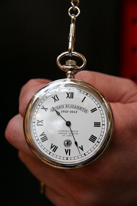 GWR Pocket Watch