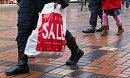 Footfall up in Swindon town centre