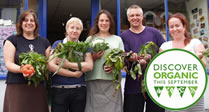 Go Organic in Swindon!
