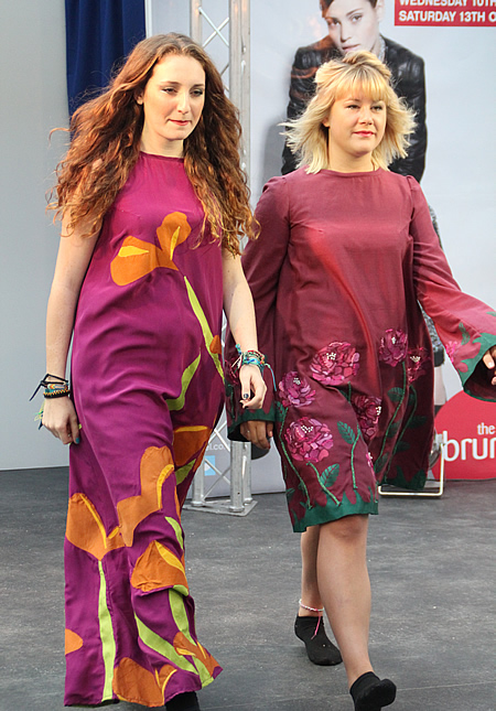 Brunel Fashion Week Swindon New College