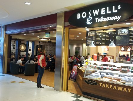 Boswells Brunel Centre Swindon