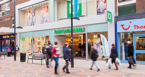 New High Steet Store For Swindon Town Centre