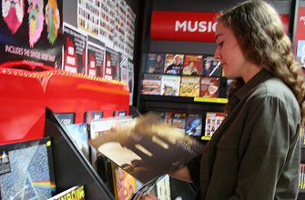 Vinyl-ly! A New Record Shop In Swindon