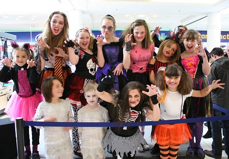 Halloween Happenings at The Brunel Shopping Centre