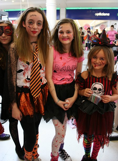 Halloween Happenings at The Brunel Shopping Centre, Swindon