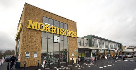 Morrisons opening in Swindon