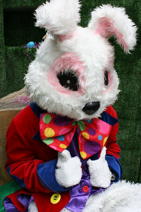 Easter Bunny at The Brunel Swindon