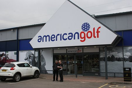 American Golf Swindon