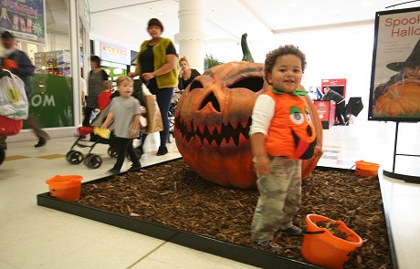 Halloween at Brune Shopping Centre