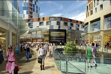 Regent Place regeneration project