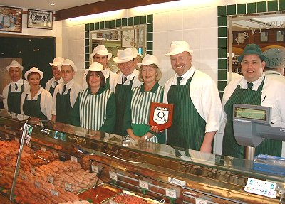 Crump butchers in Swindon
