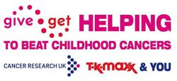 TK Maxx GiveGet campaign in Swindon