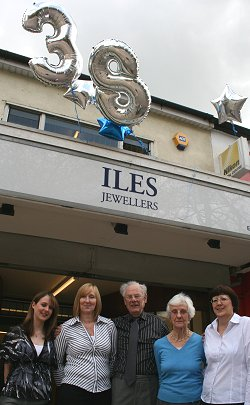 Iles Jewellers Swindon