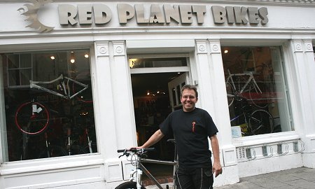 Red Planet Bikes