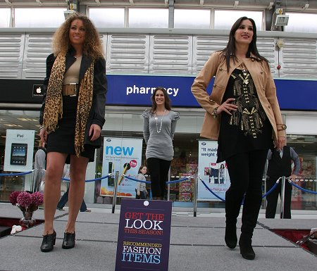 Brunel Swindon Fashion on the Move