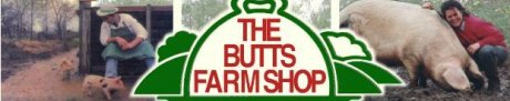 Butts Farm Shop near Swindon