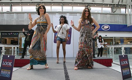 Brunel Shopping Centre Spring Fashion Show
