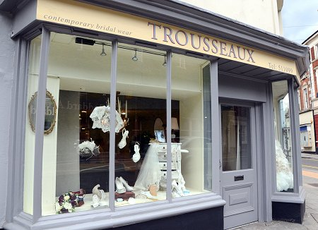 Trousseaux Sample Sale Old Town Swindon