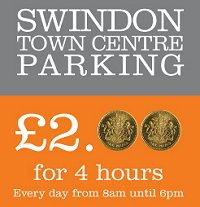 Swindon Parking Fee